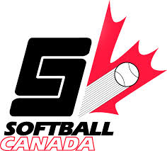 Logo for Softball Canada